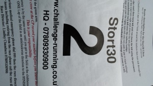 Stort 30 race number 2014