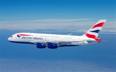 Image courtesy of British Airways - majestic and serene