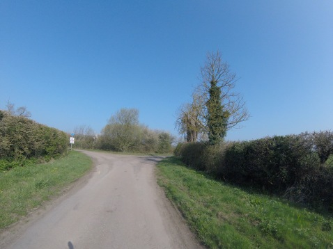 Road running can be nice - sometimes!!